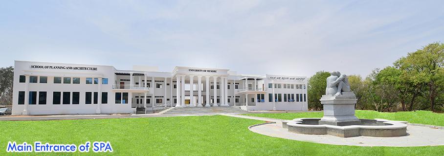 Spa Mysore University